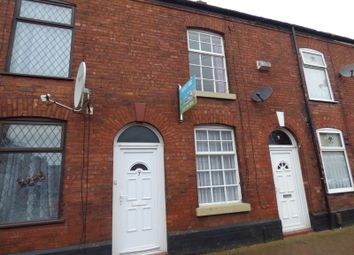 Thumbnail 2 bedroom terraced house to rent in Peel Street, Denton, Manchester