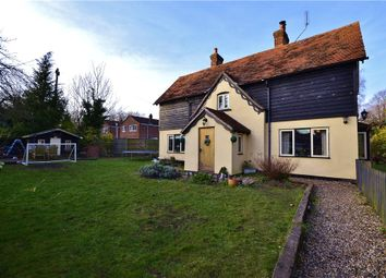 Thumbnail 3 bed detached house for sale in Marshbarns, Bishop's Stortford