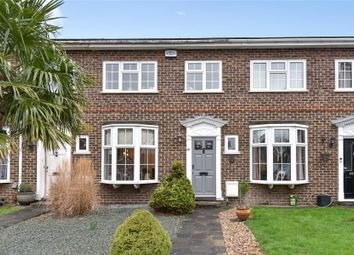 Thumbnail 3 bed terraced house for sale in Chiltern Gardens, Bromley