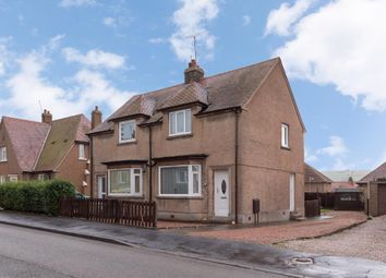 Thumbnail 2 bed semi-detached house for sale in Upper Dalgairn, Cupar