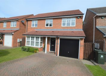 Thumbnail 4 bedroom detached house for sale in Mill View Rise, Prudhoe