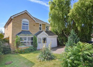 Thumbnail 5 bed detached house for sale in Norwood Road, Cheshunt, Hertfordshire