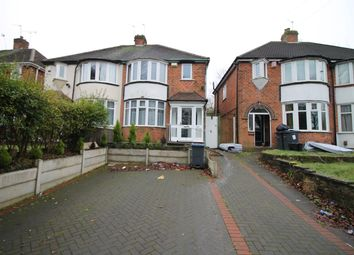 Thumbnail 3 bed semi-detached house to rent in Camp Lane, Handsworth, Bimingham