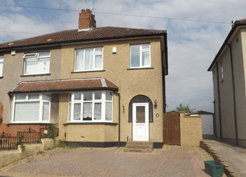 Thumbnail 3 bed semi-detached house for sale in Grittleton Road, Bristol