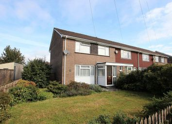 Thumbnail 3 bed semi-detached house for sale in Pew Tor Close, Tavistock