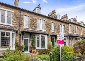 Thumbnail 5 bed terraced house for sale in Wellington Crescent, Shipley