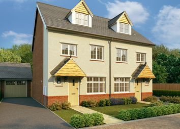 Thumbnail 4 bedroom semi-detached house for sale in Westley Green, Dry Street, Langdon Hills, Essex