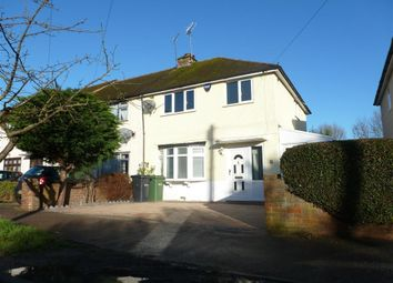 Thumbnail 3 bed property to rent in Peters Avenue, London Colney, St. Albans