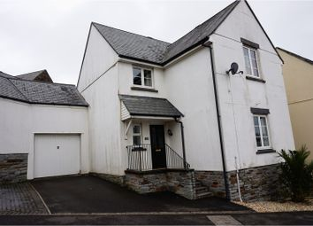 Thumbnail 5 bedroom detached house for sale in Grassmere Way, Saltash
