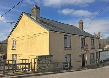Thumbnail 5 bed detached house for sale in Bridge House, 1 Fore Street, Bridestowe, Okehampton, Devon