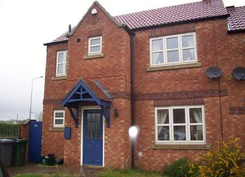 Thumbnail 3 bed semi-detached house to rent in St Laurence Court, Adwick Le Street, Doncaster