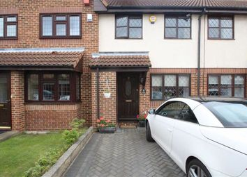 Thumbnail 2 bedroom terraced house to rent in Exmoor Close, Barkingside, Essex
