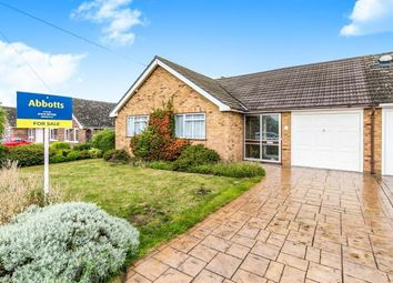 Thumbnail 2 bed bungalow for sale in Hadleigh, Ipswich, Suffolk