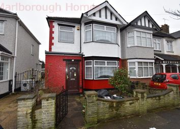 Thumbnail 3 bed semi-detached house to rent in Brockham Drive, Ilford