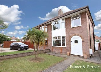 Thumbnail 3 bed semi-detached house for sale in Ravensfield Road, Ipswich