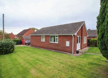 Thumbnail 3 bed bungalow for sale in Main Street, Osgodby