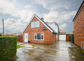 Thumbnail 3 bed detached house for sale in Farndale Avenue, Osbaldwick