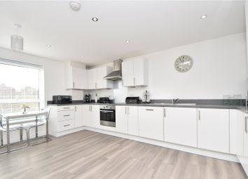 Thumbnail 2 bed flat for sale in Lett Lane, Castle Hill, Ebbsfleet Valley, Swanscombe