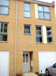 Thumbnail 4 bedroom triplex to rent in Cameron Crescent, Edgware, London
