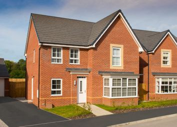 """Thumbnail 4 bed detached house for sale in """"Cambridge"""" at Ripon Road, Kirby Hill, Boroughbridge, York"""