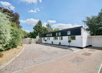 Thumbnail 3 bed detached bungalow for sale in Victoria Crescent, Wyton, Huntingdon