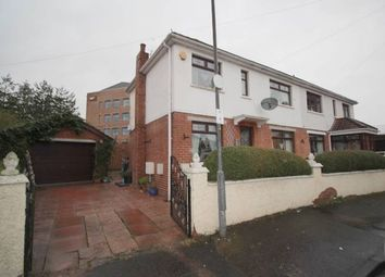 Thumbnail 4 bedroom semi-detached house for sale in Workman Avenue, Belfast