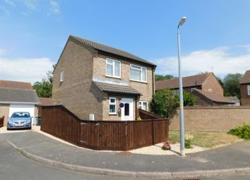 Thumbnail 3 bed detached house for sale in Eden Close, Skegness