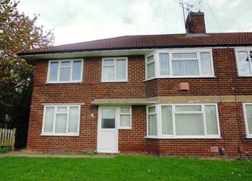 Thumbnail 2 bed flat to rent in Lansdowne Road, Brimington, Chesterfield
