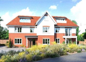 Thumbnail 2 bed flat for sale in Springfield Road, Lower Parkstone, Poole, Dorset