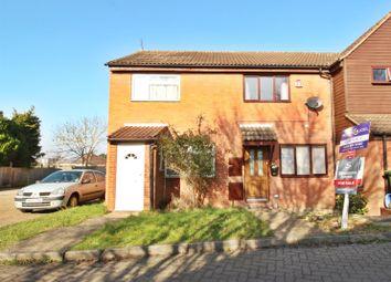 Thumbnail 2 bedroom terraced house for sale in Fox Close, Elstree, Borehamwood