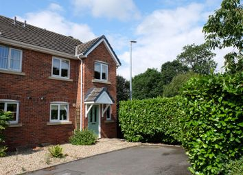 Thumbnail 3 bed semi-detached house for sale in Moorwood Close, Carlisle