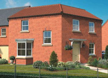 "Thumbnail 3 bedroom detached house for sale in ""Colston"" at Hollygate Lane, Cotgrave, Nottingham"