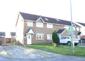 Thumbnail 3 bed semi-detached house for sale in Highfield Drive, Farnworth, Bolton