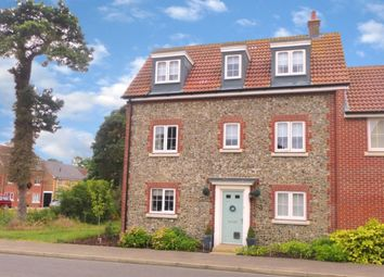 Thumbnail 4 bedroom link-detached house for sale in Larch Way, Red Lodge, Bury St. Edmunds