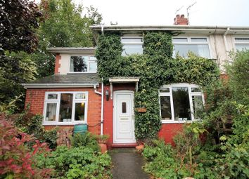 Thumbnail 4 bed semi-detached house for sale in Granville Road, Urmston, Manchester
