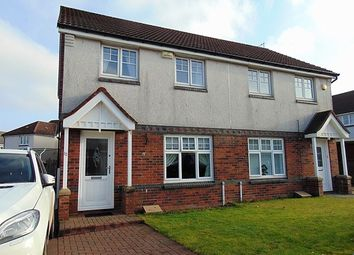 Thumbnail 3 bed semi-detached house for sale in Kiloran Grove, Newton Mearns, Glasgow