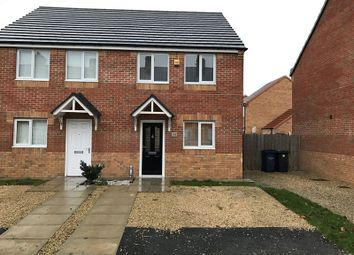Thumbnail 3 bed semi-detached house for sale in Charles Street, Boldon Colliery
