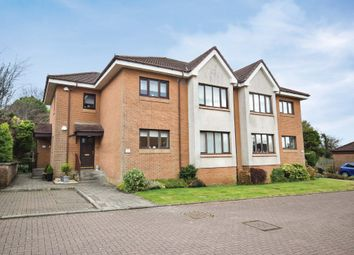 Thumbnail 2 bed flat for sale in Canberra Court, Giffnock, Glasgow