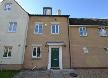 Thumbnail 3 bedroom town house for sale in Old Catton, Norwich