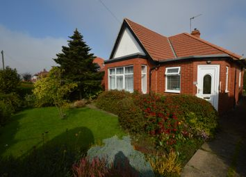 Thumbnail 2 bed detached bungalow for sale in Scalby Avenue, Scarborough, North Yorkshire