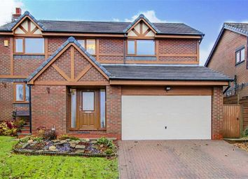Thumbnail 4 bed detached house for sale in Moorland Rise, Haslingden, Lancashire