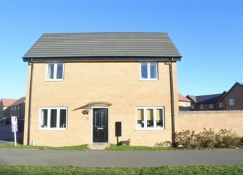 Thumbnail 3 bed semi-detached house for sale in Manor Drive, Gunthorpe, Peterborough, Cambridgeshire