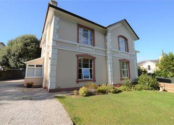 Thumbnail 1 bedroom flat for sale in Forde Park, Newton Abbot, Devon.
