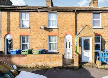 3 bed terraced house for sale in St. Marys Road, Faversham, Kent ME13