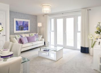 """Thumbnail 3 bedroom end terrace house for sale in """"Barwick"""" at Peg Hill, Yate, Bristol"""
