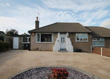 Thumbnail 3 bed semi-detached bungalow for sale in Rudbeck Drive, Harrogate