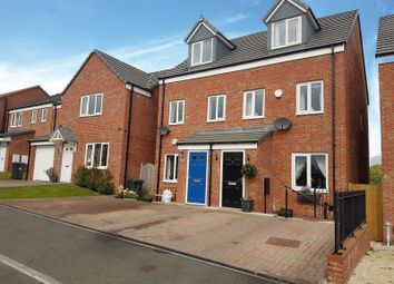 Thumbnail 3 bedroom semi-detached house for sale in Allerton View, Thornton, Bradford