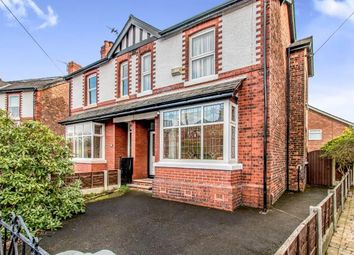 Thumbnail 3 bed semi-detached house for sale in Mornington Road, Sale, Greater Manchester
