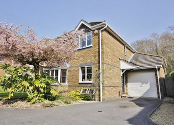 Thumbnail 4 bed detached house for sale in Shorewood Close, Warsash, Southampton