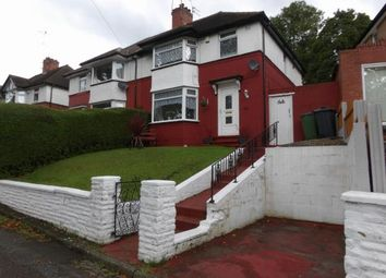 Thumbnail 3 bed semi-detached house for sale in Thimblemill Road, Smethwick, West Midlands